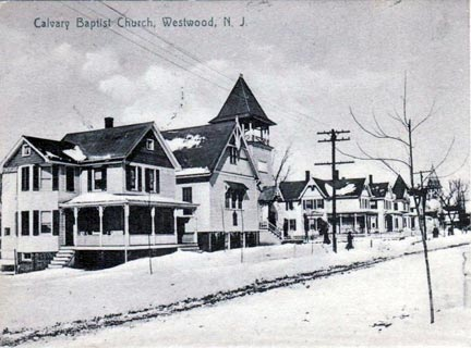 Calvary Baptist Church - 1906.